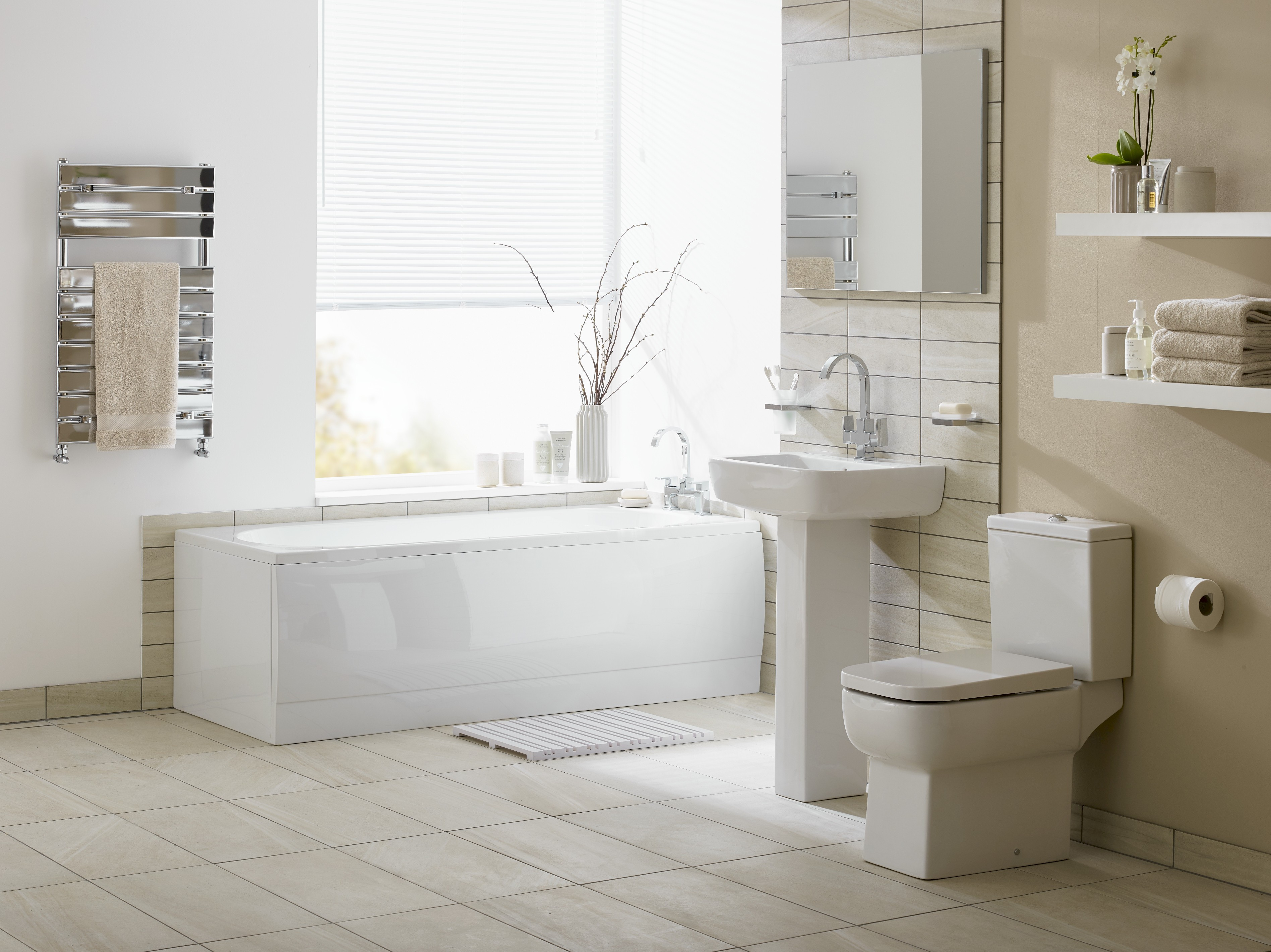 Eastbourne Bathrooms & Tiles - Ranges